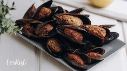 Fried mussels: too delicious to not try them!