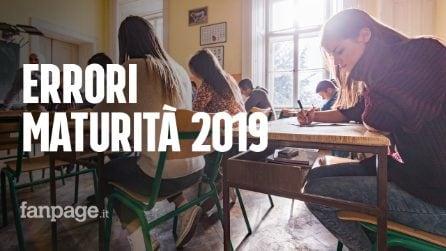 """D'Annunzio """"estetista"""" e Venezuela in Asia: ecco gli errori più assurdi della maturità 2019"""