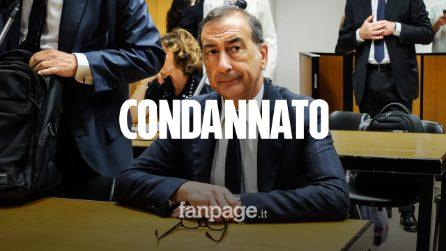 "Expo, Giuseppe Sala condannato a 6 mesi per falso: ""Continuo a fare il sindaco"""