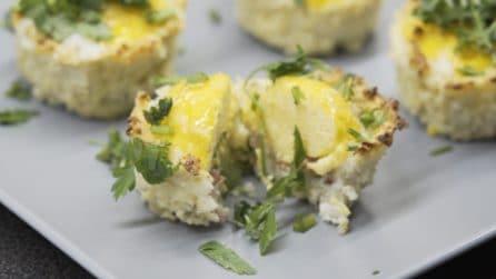 Muffin di uova veloci: il trucco per non bollire le uova!
