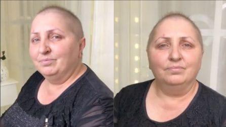 Chiede che il tumore possa sparire per un giorno: la ragazza la trasforma