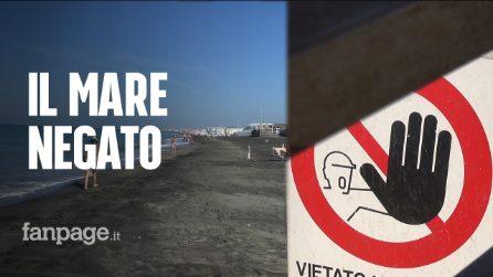 """Il mare negato di Ostia: """"Così gli stabilimenti hanno occupato le spiagge"""""""