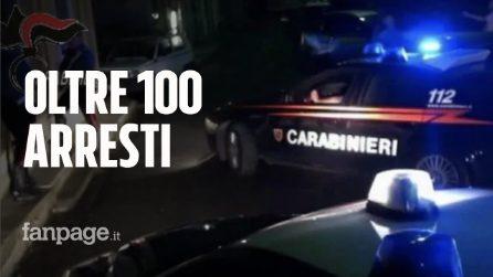 Napoli, maxi blitz anticamorra: in manette più di 100 esponenti dell'alleanza di Secondigliano