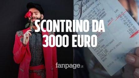 Federico Fashion Style, scontrino da 3mila euro nel suo salone: il parrucchiere risponde a critiche