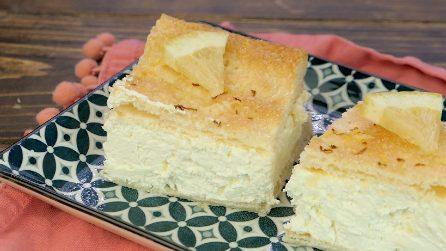 Millefoglie yogurt e limone: un dolce fresco e goloso, perfetto per l'estate!