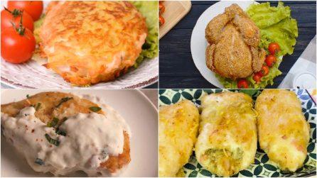 4 modi per cucinare un pollo tenero dentro e croccante fuori!