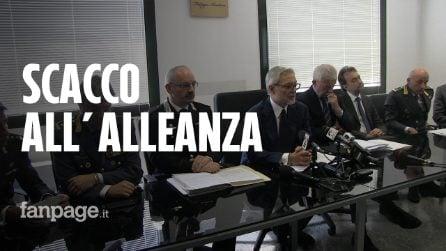 """Camorra, colpo all'alleanza di Secondigliano. Il procuratore Melillo: """"La sede sociale in ospedale"""""""