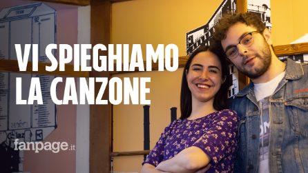 """Lorenzo Fragola e Federica Abbate spiegano """"Camera con vista"""": """"Speriamo possa essere un tormentone"""""""