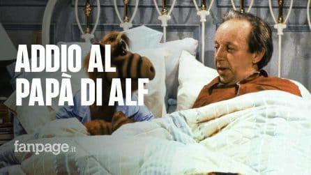 Addio all'attore Max Wright: è morto il papà di Alf nella celebre sit com