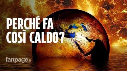 Ondata di caldo, cosa sta succedendo in Italia e quali rischi corre la nostra salute