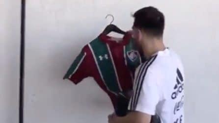 Una nuova maglia per Leo Messi: il regalo del club brasiliano