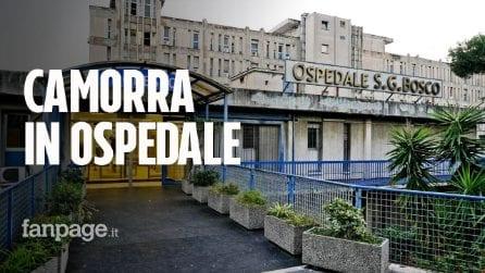 Camorra al San Giovanni Bosco: i parcheggiatori abusivi gestivano anche le visite mediche