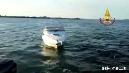 Tragedia a Venezia, barca urta una briccola: morta una 12enne