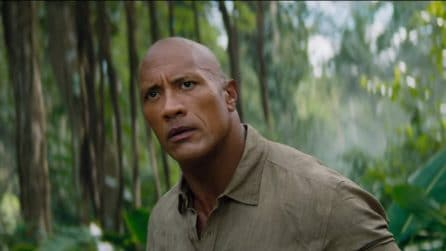 Jumanji - The next level: il trailer italiano