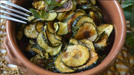 Zucchine alla poverella: la ricetta veloce e buonissima