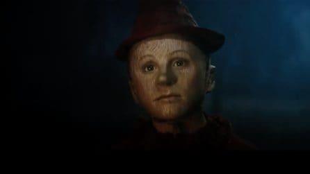 'Pinocchio', il teaser trailer del film di Matteo Garrone con Roberto Benigni