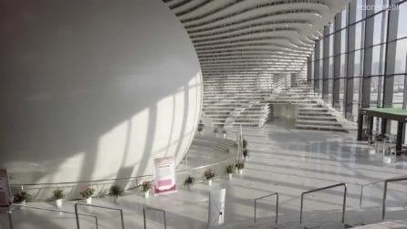 Nella libreria più grande del mondo