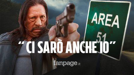 Area 51: parteciperà anche Machete (Danny Trejo) all'assalto alla base militare segreta