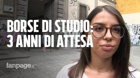 """Campania, tre anni di ritardo dalla Regione per le borse di studio: """"Vado a studiare fuori Napoli"""""""