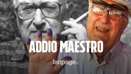 Morto Andrea Camilleri: si è spento a 93 anni il papà del Commissario Montalbano