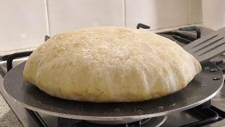 Aloo Paratha, il pane Indiano con un ripieno davvero saporito