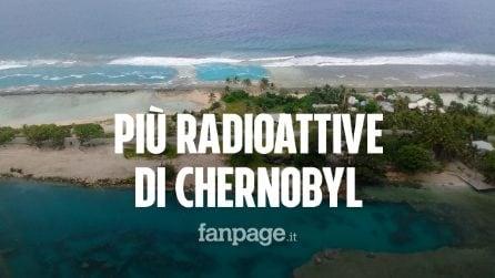 Isole Marshall più radioattive di Chernobyl: così gli Usa hanno distrutto un paradiso terrestre