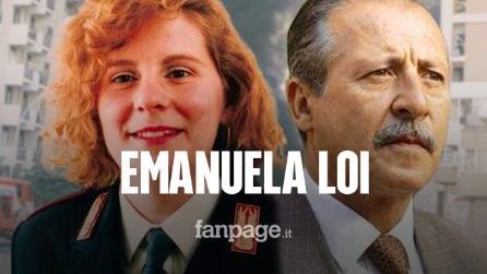 Strage Via D'Amelio: in ricordo di Emanuela Loi, la prima donna della Polizia a morire in servizio