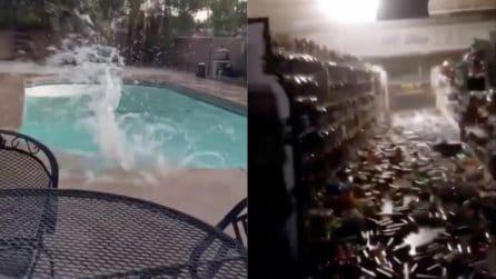 Terremoto California, le auto tremano e la merce cade dagli scaffali: la scossa è impressionante
