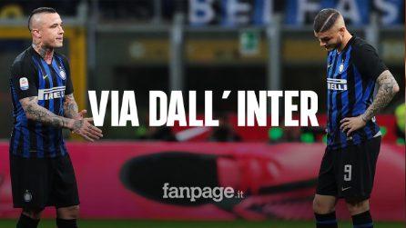 """L'Inter mette Icardi e Nainggolan sul mercato, Marotta: """"Sanno già di essere fuori dal club"""""""