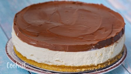 No bake cheesecake: the best dessert ever without oven!