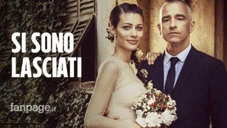 """Eros Ramazzotti e Marica Pellegrinelli si separano dopo 10 anni d'amore: """"Scelta condivisa"""""""