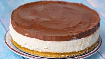 Cheesecake senza cottura: la ricetta di cui non farete più a meno!