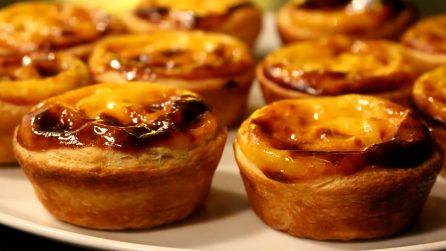 Tartine dolci con crema al limone: una vera delizia per il palato