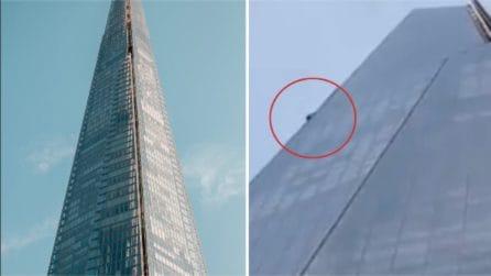 Scala l'edificio più alto d'Europa di 96 piani: le immagini da brivido