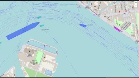 Costa Deliziosa sfiora riva ed imbarcazioni: la ricostruzione della manovra
