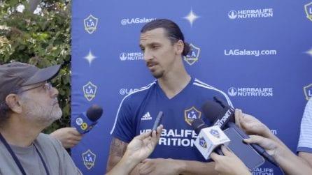 """""""Giocare bene non serve, bisogna vincere"""", le idee chiare di Ibra in un'intervista"""