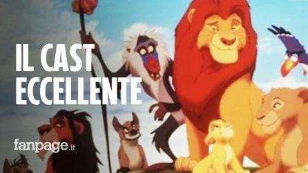 """Il Re Leone, nel cast del remake Disney oltre a Mengoni anche Elisa: """"Sarà la voce di Nala"""""""