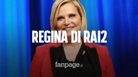 """Simona Ventura resta in Rai: torna con """"Il Collegio"""" e condurrà un nuovo programma"""