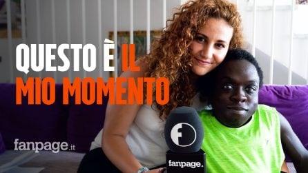 """Dario Samb, affetto da una malattia rara, realizza il suo sogno: """"Se vuoi qualcosa vai e inseguila"""""""