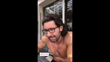 """""""Walter Nudo opinionista al GFVip"""", parla il gieffino"""
