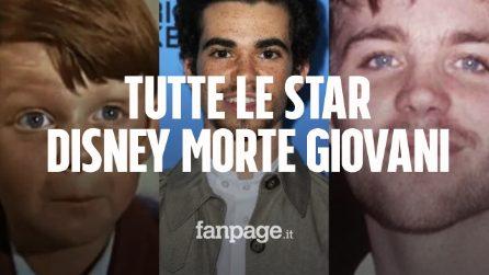 Morte di Cameron Boyce e non solo: chi sono le star Disney decedute tragicamente in giovane età