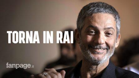 """È ufficiale, Fiorello torna in Rai: """"Sarà un progetto unico al mondo"""". Dove e quando andrà in onda"""
