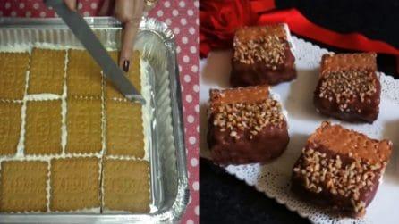 Biscotti gelato: lo snack fresco e goloso da fare in casa