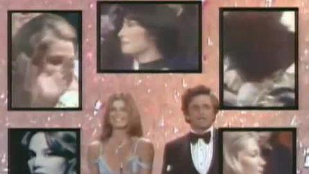 """Valentina Cortese alle nomination agli Oscar 1975 per """"Effetto Notte"""""""