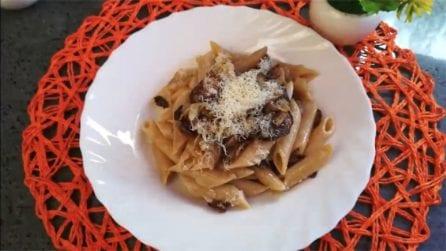 Pennette con zucchine: la ricetta gustosa che vorrai provare