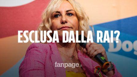"""Antonella Clerici senza programmi in Rai: """"Meglio non essere nella mia testa"""""""