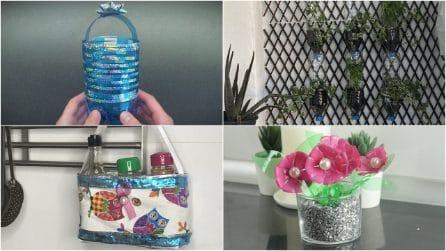 Come riciclare le bottiglie di plastica in modo utile e creativo!