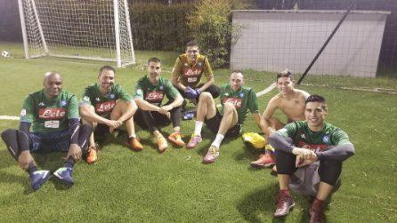 """James Rodriguez e la partitella contro il """"Napoli"""": le immagini fanno sognare i tifosi azzurri"""