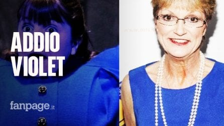 "Addio a Denise Nickerson: morta l'attrice che interpretava Violet in ""Willy Wonka"""