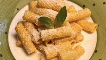 Rigatoni con crema di peperoni: il primo piatto cremoso che vi conquisterà